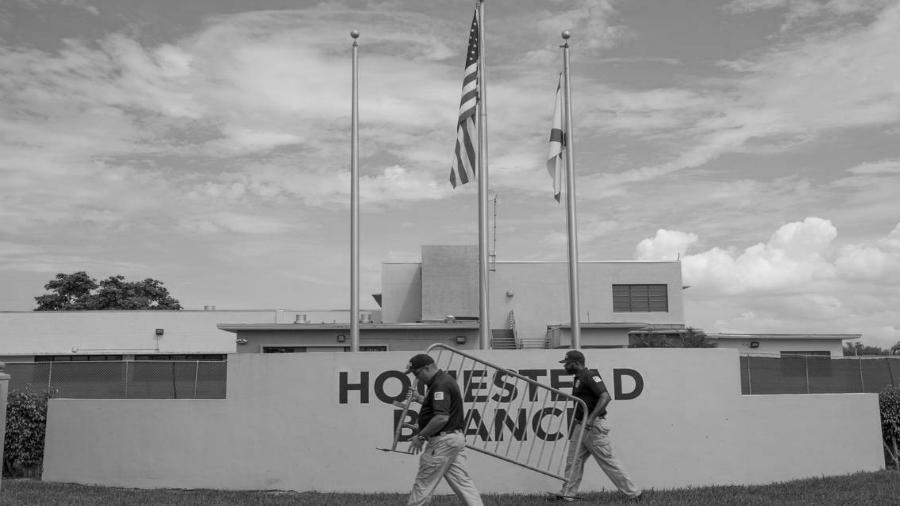 Estados Unidos centro detencion inmigrantes Homestead la-tinta