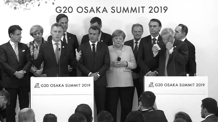 G20 2019 presidentes la-tinta