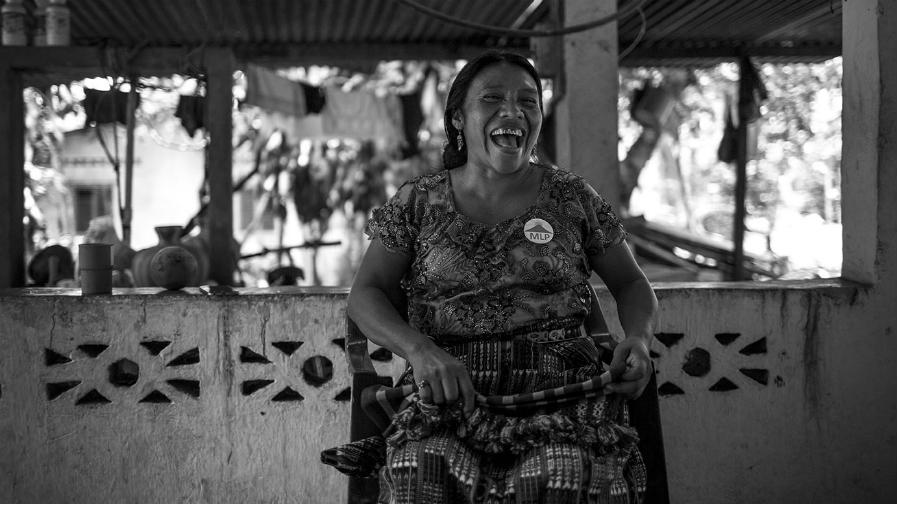Guatemala Thelma Cabrera comunidades indigenas la-tinta