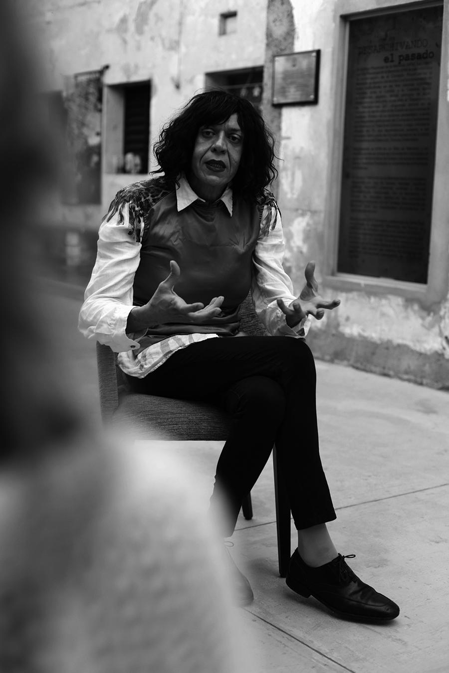Marlene Wayar travestis