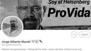 #NoNosOlvidamosDeLucía: repudiamos a Jorge Alberto Maciel