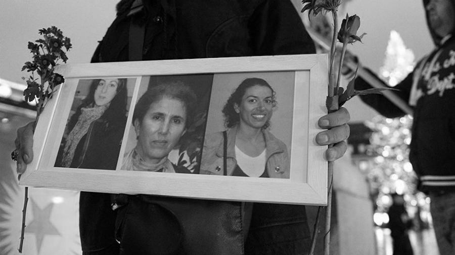 Kurdistan Sakine Fidan Leyla la-tinta