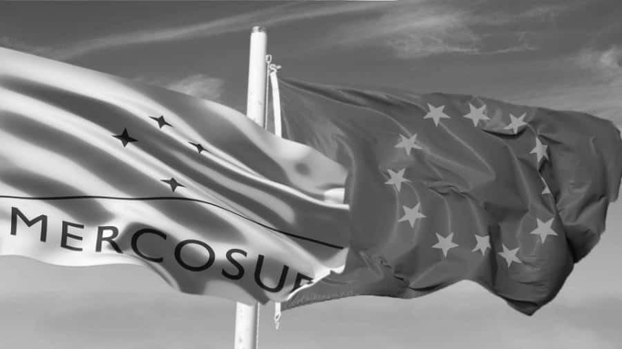 Mercosur Union Europea la-tinta