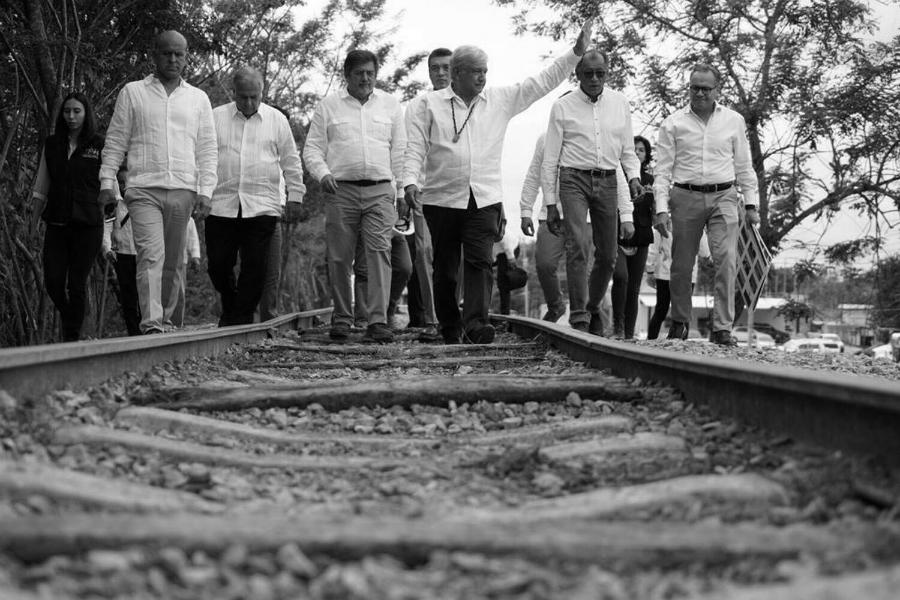 Mexico AMLO tren maya la-tinta