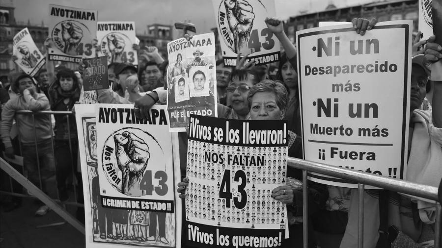 Mexico desaparecidos Ayotzinapaa