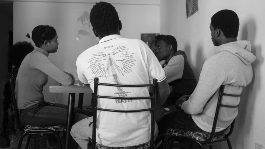 Migrantes-haitianos-afrodescendientes-Haiti-Colectivo Manifiesto-05