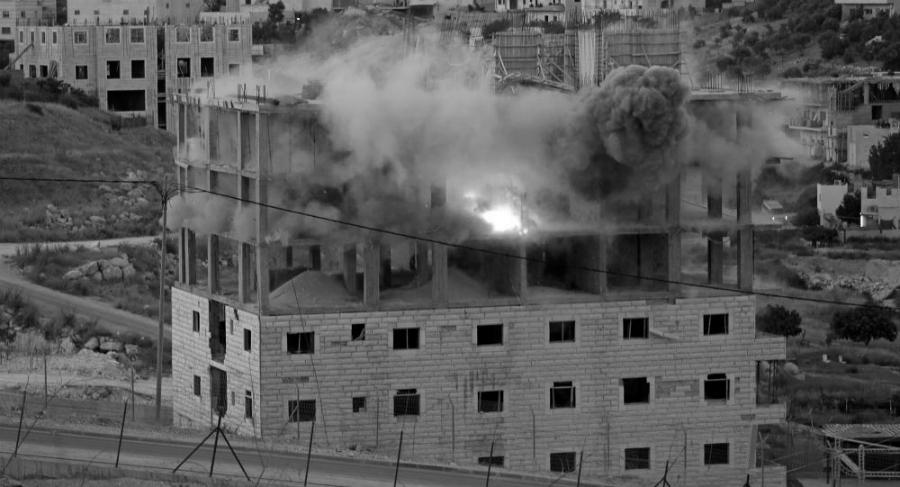 Palestina Israel demuele viviendas la-tinta