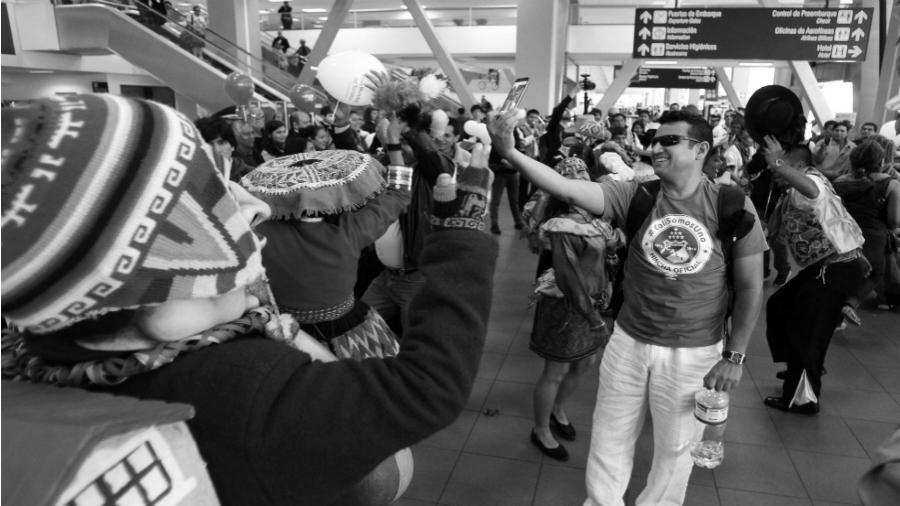 Peru turistas estadounidenses la-tinta