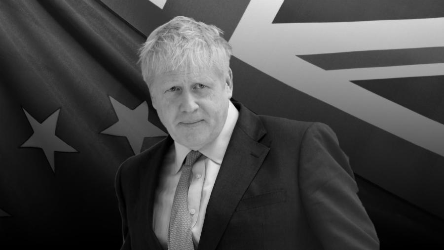Reino Unido Boris Johnson Brexit la-tinta
