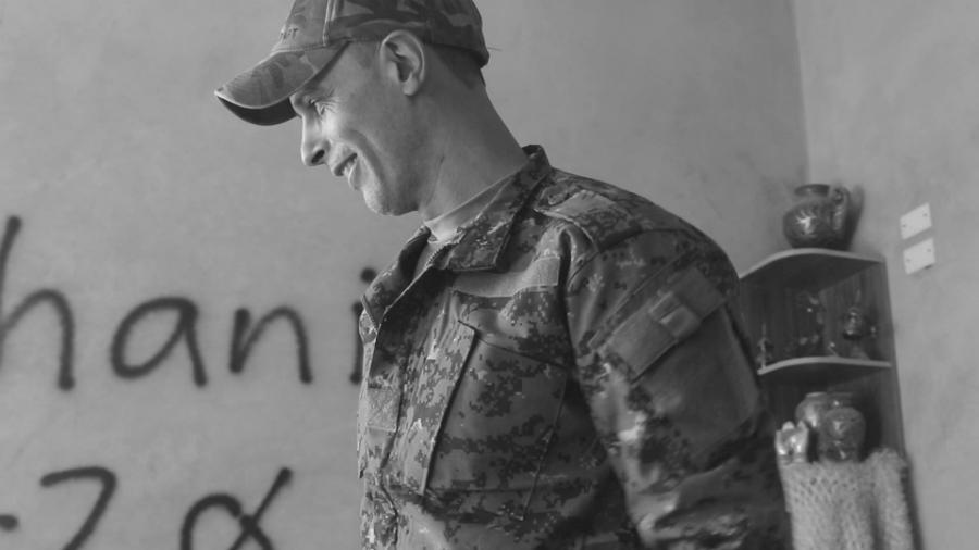 Rojava Arges Artiaga comabtiente gallego YPG la-tinta