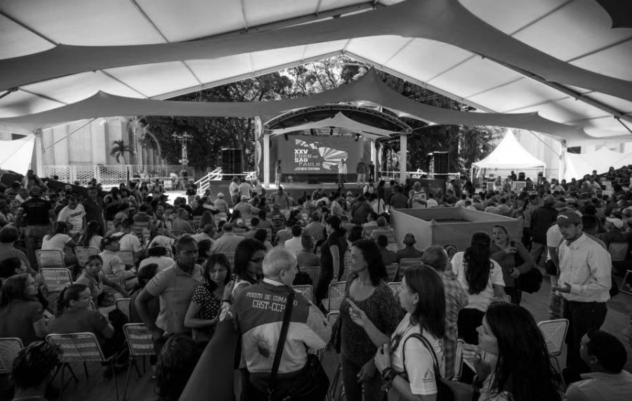 Venezuela Foro Sao Paulo 2019 movimiento sociales la-tinta