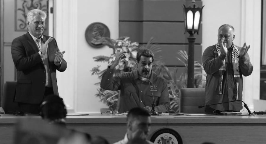 Venezuela Foro Sao Paulo 2019 presidentes la-tinta