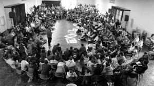 La educación pública se nos cae en la cabeza: estudiantes exigen ESI y más presupuesto