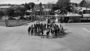 Trabajadores de Molino Minetti marchan hasta Casa de Gobierno