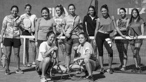 Unidas y organizadas: las tenistas también reclaman igualdad