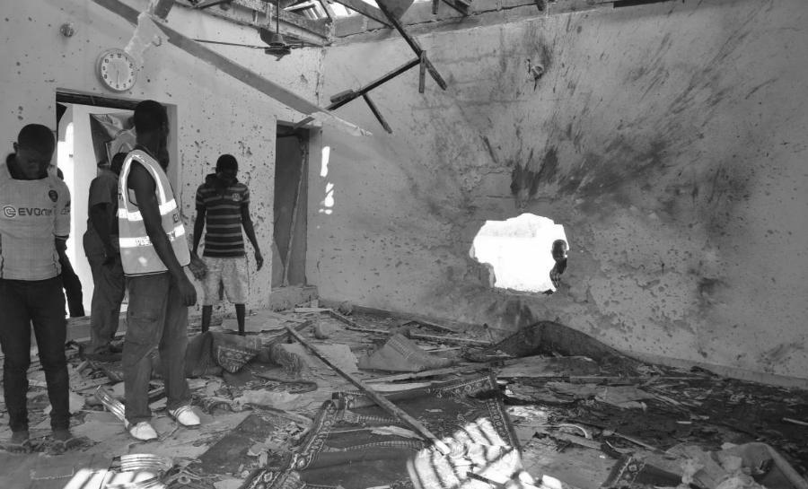 Africa Nigeria atentado la-tinta