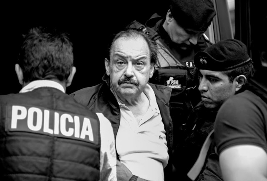 Carlos Villanova, un represor que fue jefe de los torturadoras de Campo de Mayo - Gustavo Molfino