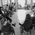 En La Serranita, se habló sobre salud sexual integral