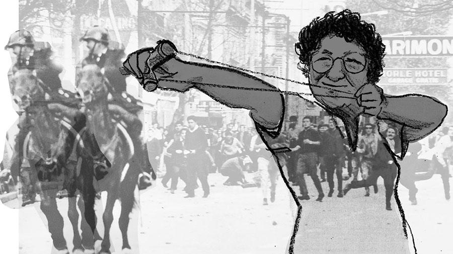 Elsa Mura mujeres militancia peronismo