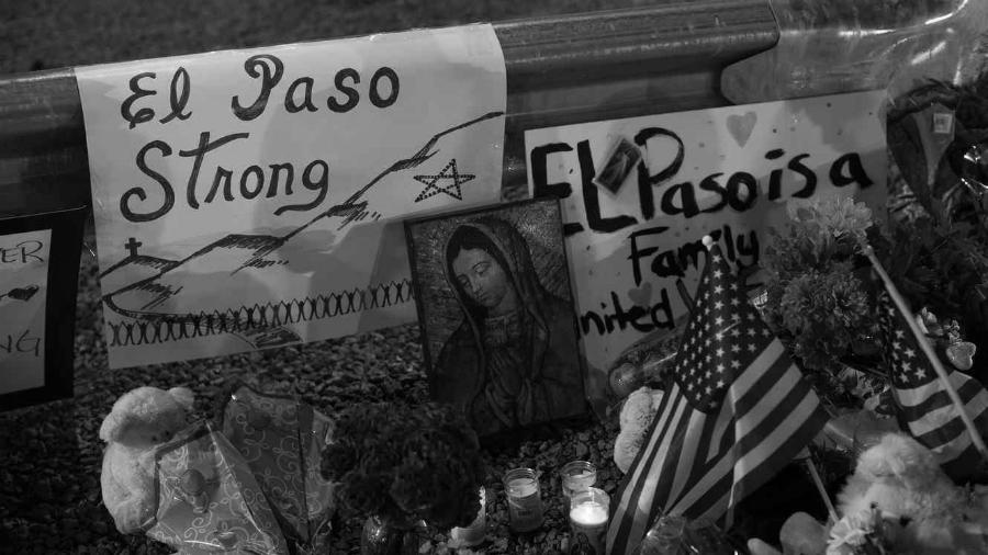 Estados Unidos Masacre de El Paso la-tinta