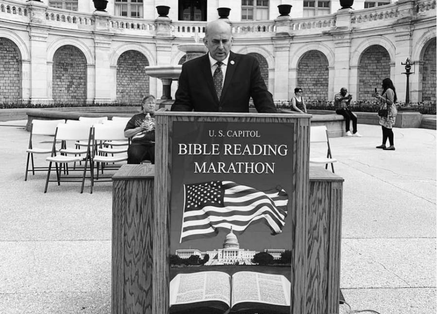 Estados Unidos evangelistas la-tinta