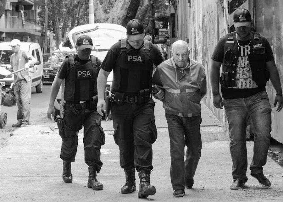Federico Ramírez Mitchel, otro represor de la plana mayor de Campo de Mayo - Gustavo Molfino