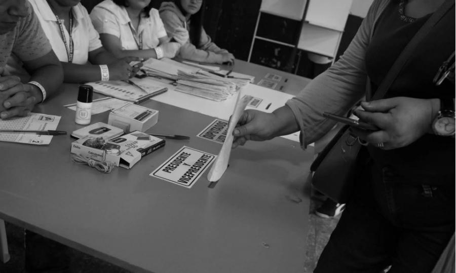 Guatemala comicios 2019 la-tinta