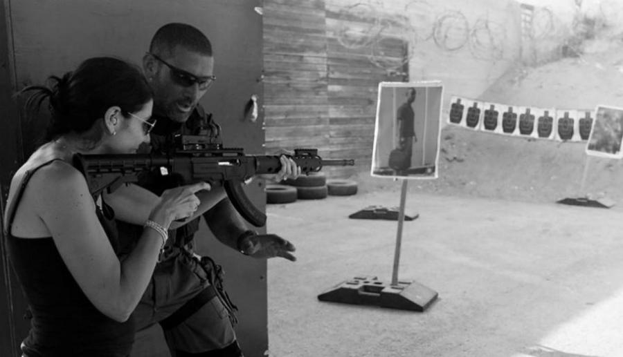 Israel turismo militar la-tinta
