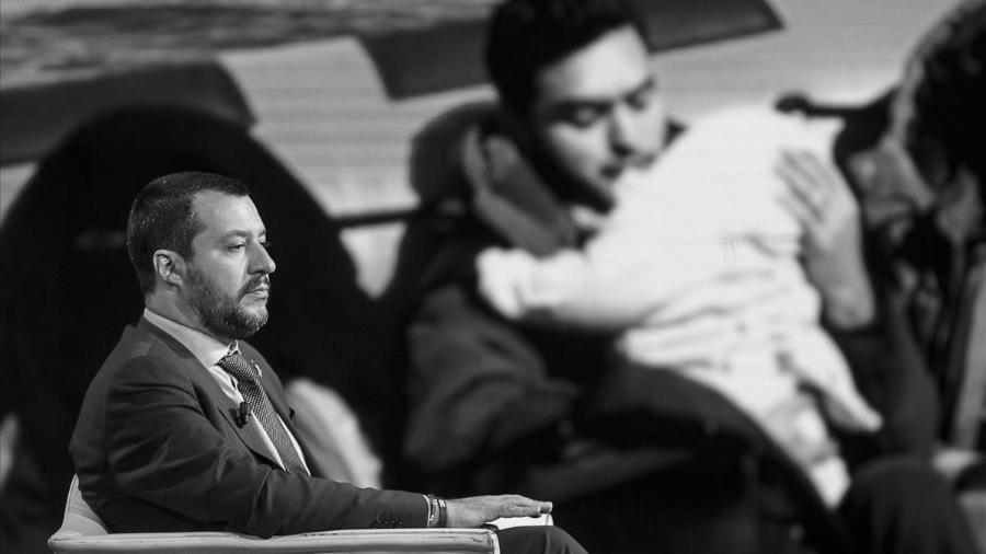 Italia Matteo Salvini inmigrantes la-tinta