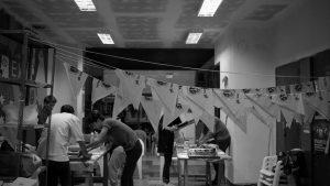Uruguay: una trinchera de pañuelos