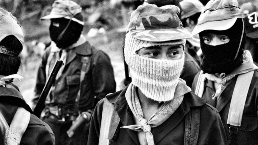 Mexico EZLN insurgencia la-tinta