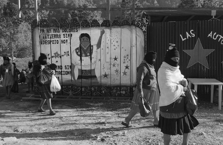 Mexico comunidades autonomas zapatistas la-tinta