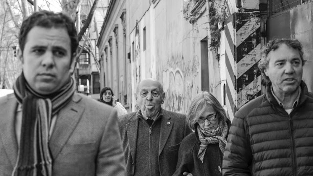Pascual Muñoz fue ex intendente de la dictadura en Florencio Varela y fue habilitado en los últimos comicios para votar - Gustavo Molfino