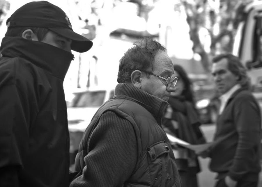 Roberto Pajarito Fusco participó del grupo de tareas de Campo de Mayo - Gustavo Molfino