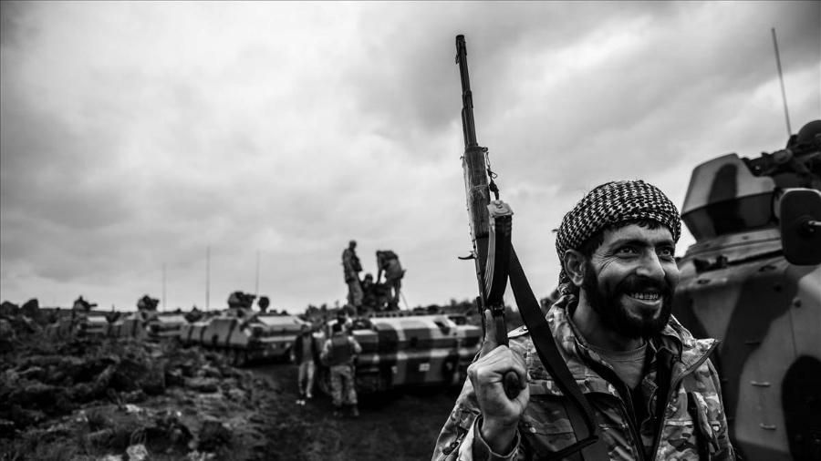 Turquia soldados frontera con Siria la-tinta
