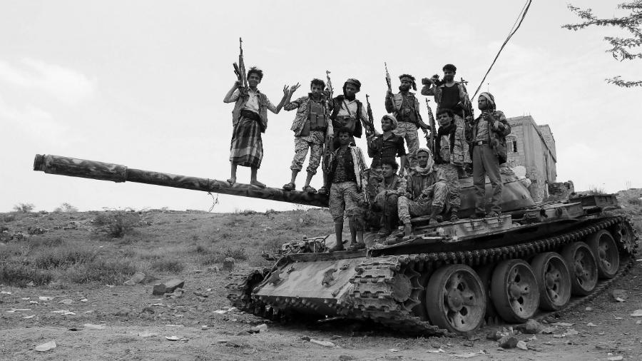Yemen guerra poblacion armada la-tinta