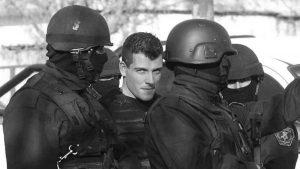 Aaadentro! Por fin, el asesino de David Moreno duerme en prisión