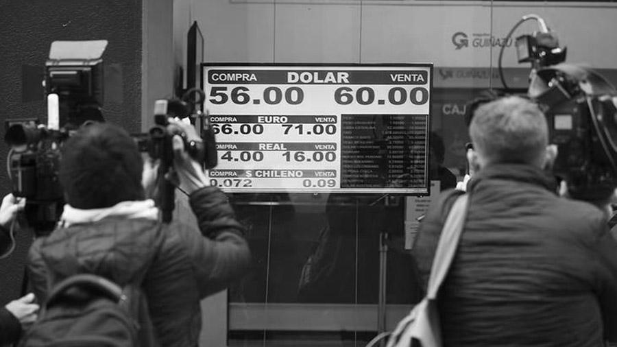 dolar devaluacion elecciones paso