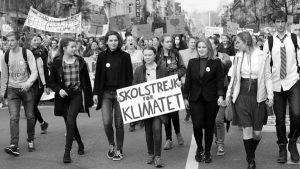 Quién es Greta Thunberg y por qué es la cara visible del cambio climático