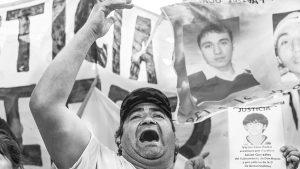 Buenos Aires escuchó un solo grito contra el gatillo fácil