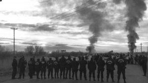 Chubut: reprimen y detienen a docentes