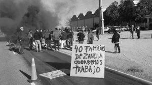 Trabajadores de Zanella tomaron la planta en Cruz del Eje
