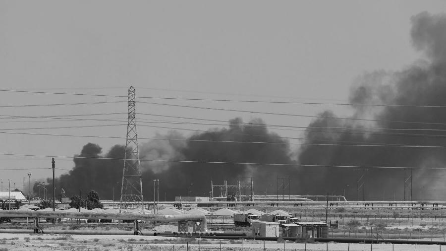 Arabia Saudita ataque drones refinerias la-tinta