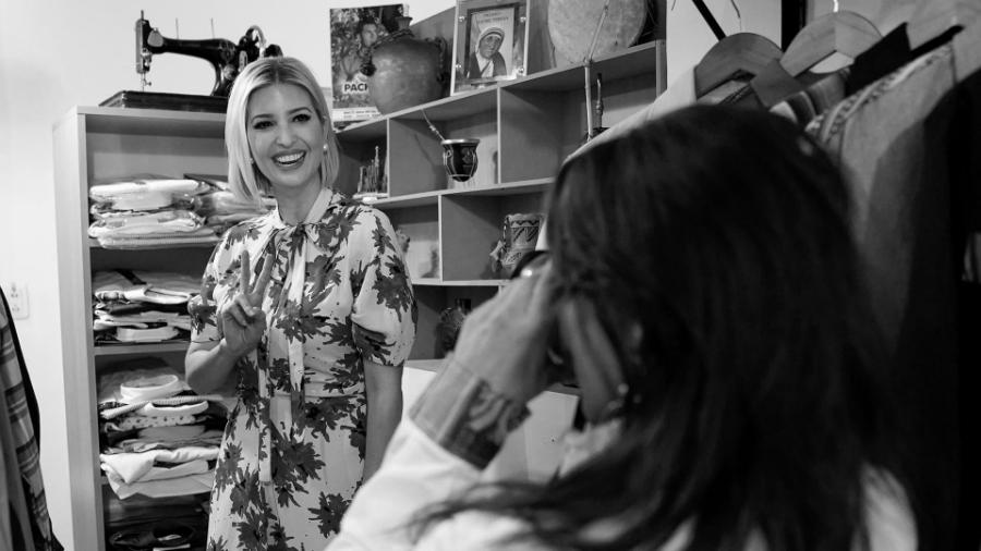 Argentina Ivanka Trump gira Jujuy la-tinta