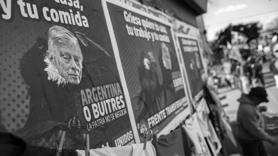 Argentina fondos buitres la-tinta