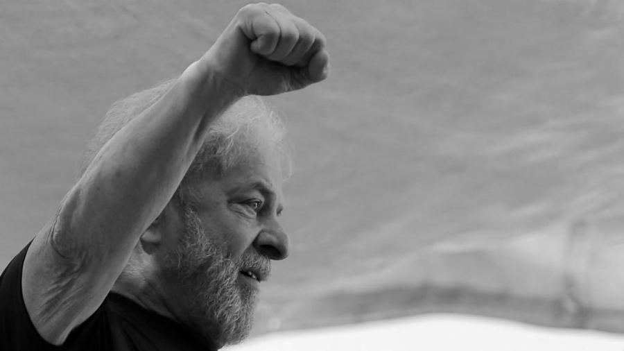 Brasil ex presidente Lula la-tinta