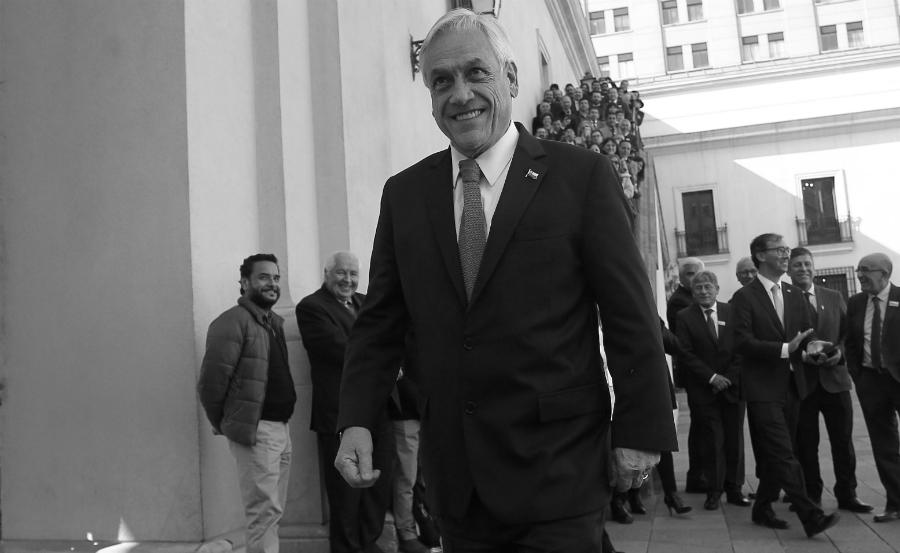 Chile presidente Sebastina Piñera la-tinta