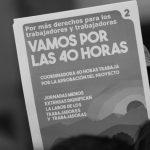 """""""El gobierno chileno busca flexibilizar aún más las condiciones de trabajo"""""""
