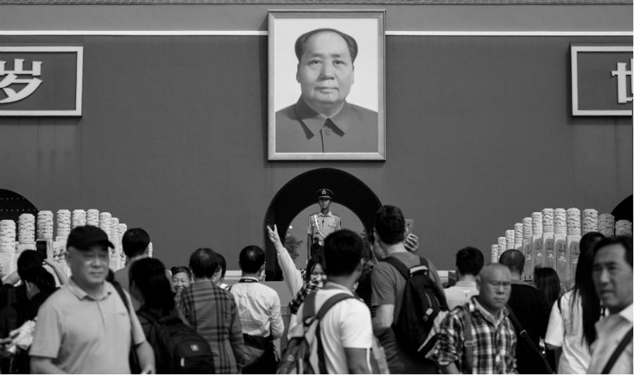China Mao aniversario revolucion la-tinta
