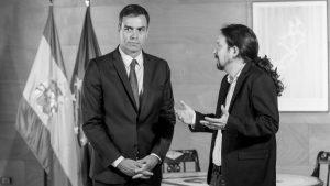 Los mismos vientos en la política española